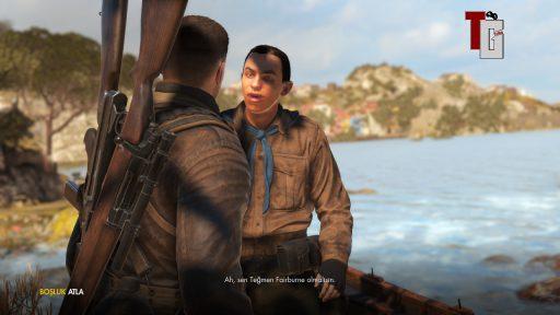 Sniper Elite 4 Türkçe Yama 3. Ekran Görüntüsü