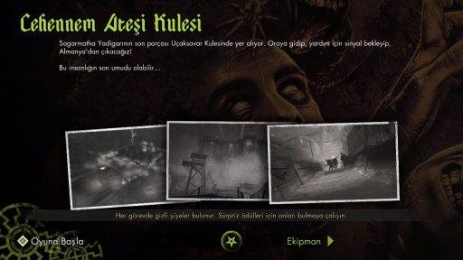 Sniper Elite Nazi Zombie Army 2 Türkçe Yama 8. Ekran Görüntüsü