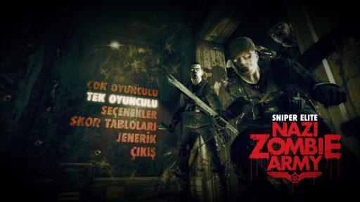 Sniper Elite Nazi Zombie Army Türkçe Yama 1. Ekran Görüntüsü