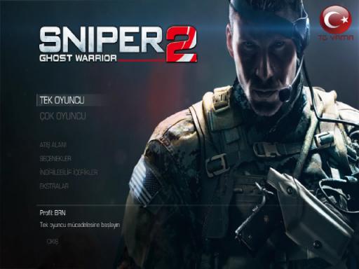 Sniper Ghost Warrior 2 Türkçe Yama 1. Ekran Görüntüsü