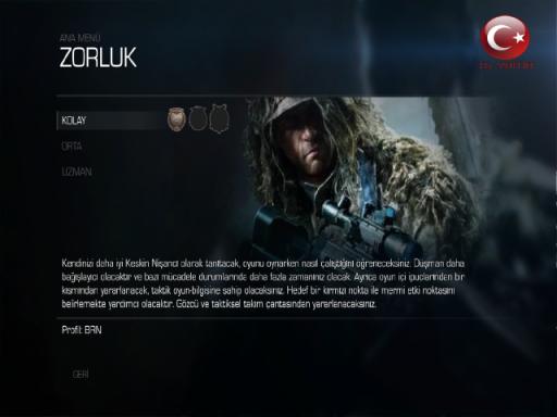Sniper Ghost Warrior 2 Türkçe Yama 2. Ekran Görüntüsü
