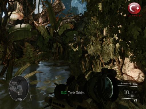 Sniper Ghost Warrior 2 Türkçe Yama 3. Ekran Görüntüsü