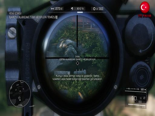 Sniper Ghost Warrior 2 Türkçe Yama 4. Ekran Görüntüsü