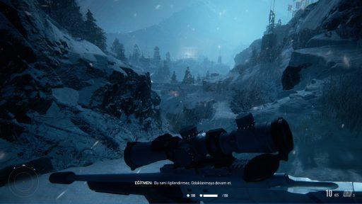 Sniper Ghost Warrior Contracts Türkçe Yama 1. Ekran Görüntüsü