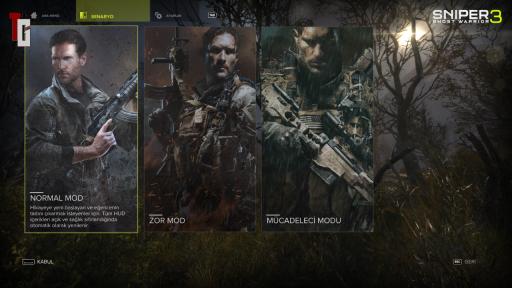 Sniper: Ghost Warrior 3 Türkçe Yama 1. Ekran Görüntüsü