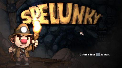 Spelunky HD Türkçe Yama 1. Ekran Görüntüsü
