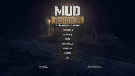 Spintires: MudRunner Türkçe Yama 1. Ekran Görüntüsü