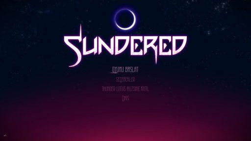 Sundered Türkçe Yama 1. Ekran Görüntüsü