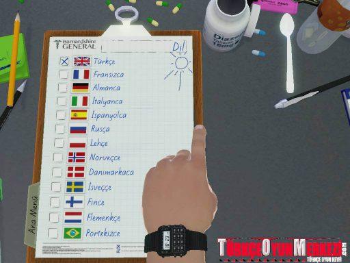 Surgeon Simulator: AE Türkçe Yama 1. Ekran Görüntüsü