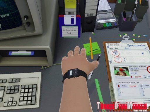 Surgeon Simulator: AE Türkçe Yama 2. Ekran Görüntüsü