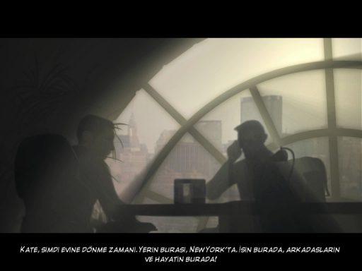 Syberia 2 Türkçe Yama 2. Ekran Görüntüsü
