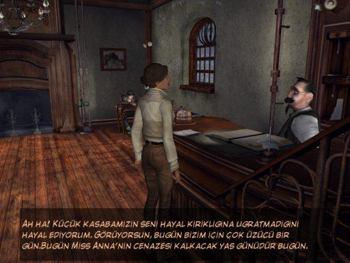Syberia Türkçe Yama 1. Ekran Görüntüsü