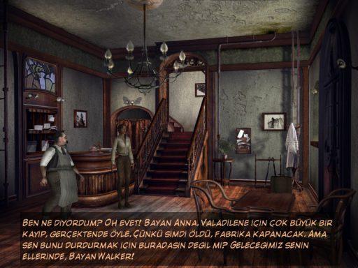 Syberia Türkçe Yama 2. Ekran Görüntüsü