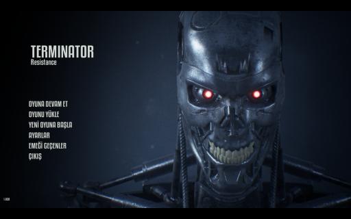 Terminator: Resistance Türkçe Yama 1. Ekran Görüntüsü