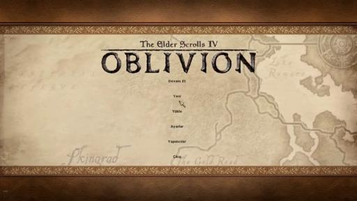 The Elder Scrolls IV: Oblivion GOTY Türkçe Yama 1. Ekran Görüntüsü