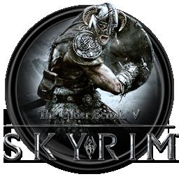 The Elder Scrolls V Skyrim Simge
