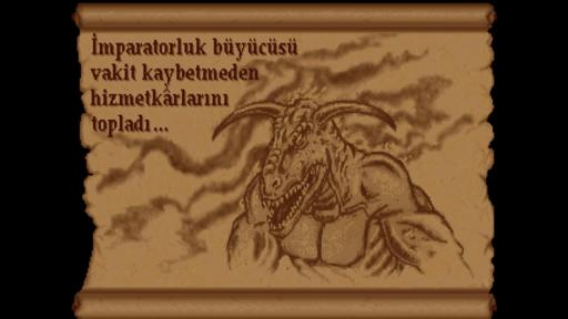 The Elder Scrolls: Arena Türkçe Yama 1. Ekran Görüntüsü
