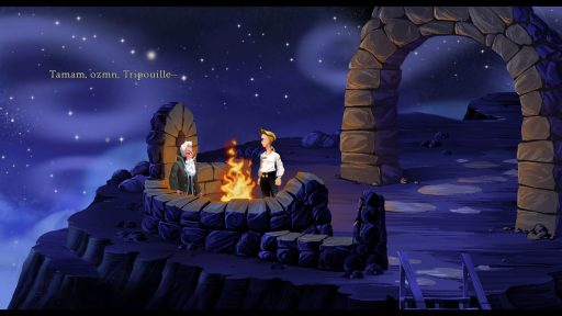 The Secret of Monkey Island: Special Edition Türkçe Yama 3. Ekran Görüntüsü