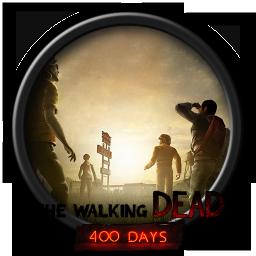 The Walking Dead 400 Days Simge