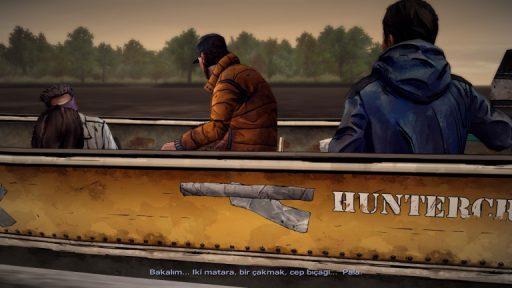 The Walking Dead: Michonne Episode 1 Türkçe Yama 2. Ekran Görüntüsü
