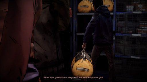 The Walking Dead: Michonne Episode 1 Türkçe Yama 3. Ekran Görüntüsü