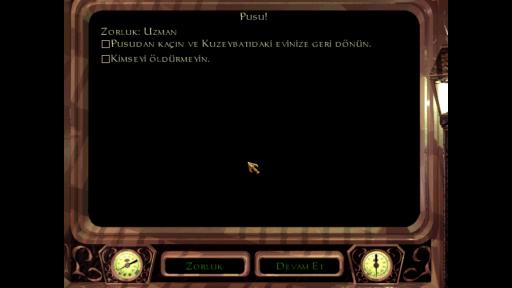 Thief II: The Metal Age Türkçe Yama 2. Ekran Görüntüsü