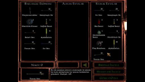 Thief II: The Metal Age Türkçe Yama 3. Ekran Görüntüsü