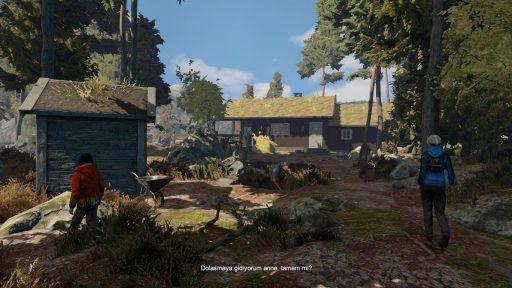 Through the Woods Türkçe Yama 1. Ekran Görüntüsü