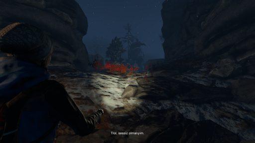 Through the Woods Türkçe Yama 3. Ekran Görüntüsü