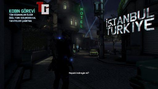 Tom Clancy\'s Splinter Cell: Blacklist Türkçe Yama 1. Ekran Görüntüsü