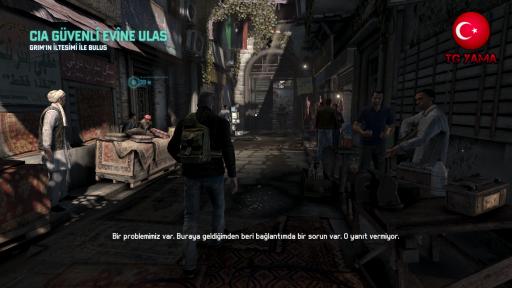 Tom Clancy\'s Splinter Cell: Blacklist Türkçe Yama 3. Ekran Görüntüsü