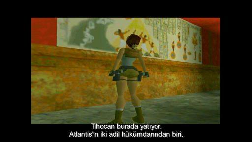 Tomb Raider 1 Türkçe Yama 2. Ekran Görüntüsü