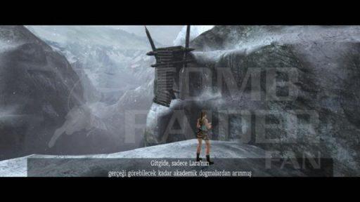 Tomb Raider: Anniversary Türkçe Yama 2. Ekran Görüntüsü