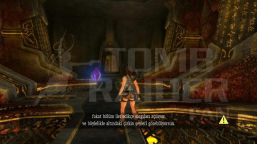 Tomb Raider: Anniversary Türkçe Yama 3. Ekran Görüntüsü