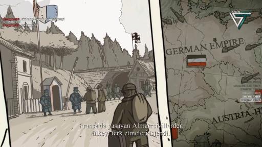 Valiant Hearts: The Great War Türkçe Yama 1. Ekran Görüntüsü