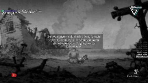 Valiant Hearts: The Great War Türkçe Yama 2. Ekran Görüntüsü