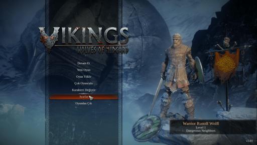 Vikings: Wolves of Midgard Türkçe Yama 3. Ekran Görüntüsü