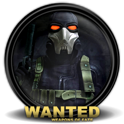 Wanted Weapons of Fate Simge