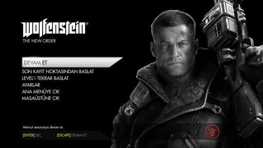 Wolfenstein The New Order TR 3