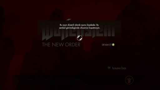 Wolfenstein The New Order TR