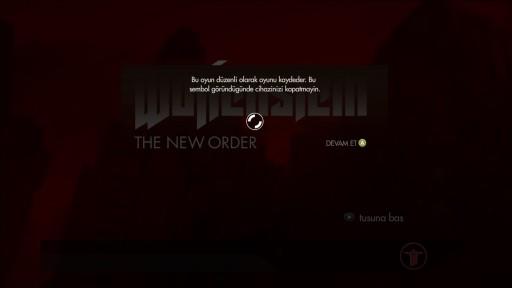 Wolfenstein The New Order TR