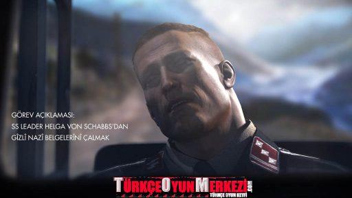 Wolfenstein: The Old Blood Türkçe Yama 2. Ekran Görüntüsü