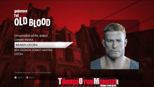 Wolfenstein: The Old Blood Türkçe Yama 3. Ekran Görüntüsü